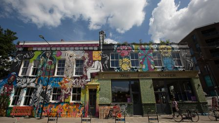 The Lord Napier in Hackney Wick has opened its doors.