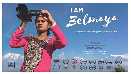 I Am Belmaya can be seen at Royston Picture Palace as part of the Royston Arts Festival