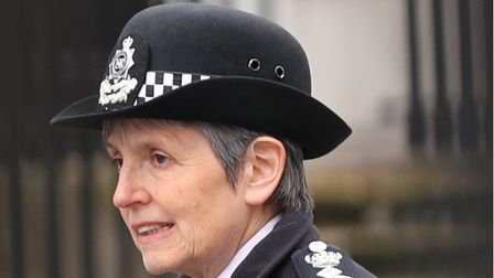 A picture of Cressida Dick, Met Police crime commissioner