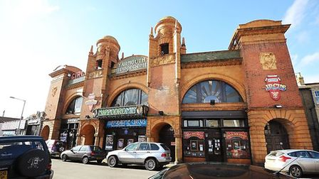 The Hippodrome has not received any funding from the government's culture recovery fund.