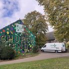 Brent Foodbank's vital van was stolen from outside its premises in the early hours of September 10