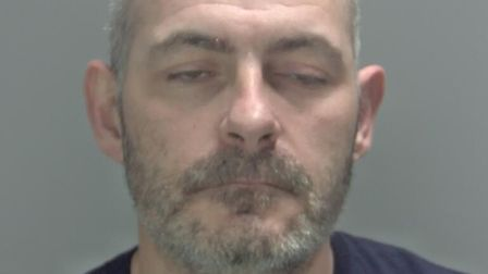 Allen Turner, from Norwich, has been jailed for aggravated assault.