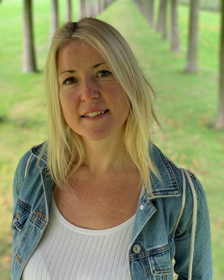 Dr Jenni Rant, Project Manager behind Edible East