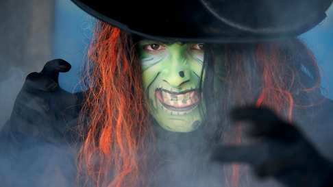 Get ready for toil and trouble at Drusillas Park's Halloween Shriek Week