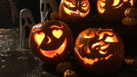 Learn how to carve your own intricate pumpkin at the West Mill Tavern in Brighton