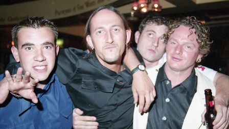 Can you spot anyone you recognise from this gallery from 2000?