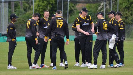 Eaton Socon Cricket Club are hoping for one more celebration this season.