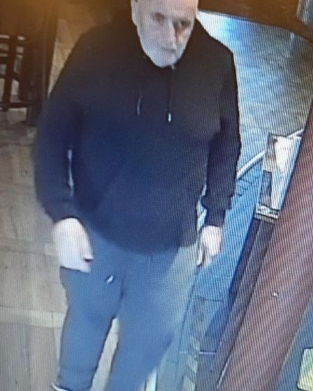 Andrew Noble, 65, was last seen at the Wheatsheaf pub in Wisbech on Thursday afternoon.