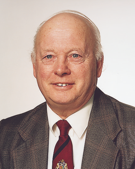 Jim Powell was a well-known figure in the Bridge Ward