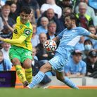 Norwich City left back Dimitris Giannoulis was the subject of transfer interest from Roma.