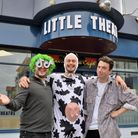 Among the stars of the upcomingJack and the Beanstalk panto at