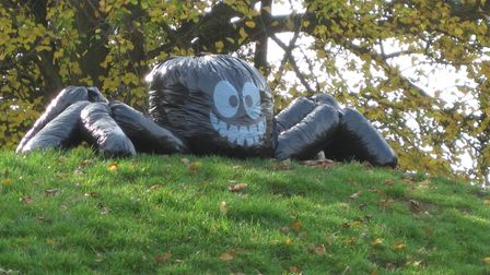 The Halloween Garden Trail will return to Knebworth this October over the half-term.