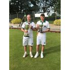 Rycroft defeated Knights to win West Backwell Bowling Club's Men Championship.