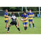 Action from Clevedon RFC's game at Winscombe RFC.