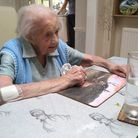 Dorothy Knights, from Thetford, Norfolk, is the longest serving member of the Salvation Army.