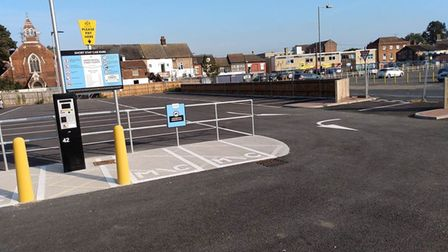 Some of Ipswich Borough Council's car parks are experiencing difficulties with card payments