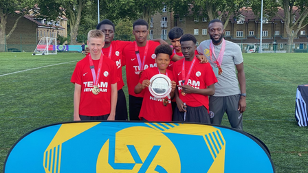 Newham crowned London Youth Games regional champions