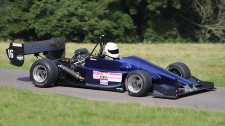 Ed Hollier - Pilbeam MP62 - Wiscombe 5 Clubs 2021
