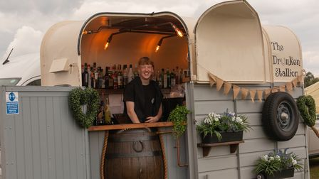 The St Neots Street Food Festival was a major success,