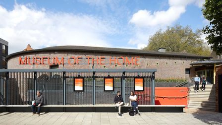 The Museum of the Home in Hoxton.