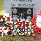 911 service at Phear Park. Picture: Kim Wyllie - Exmouth Photo Services