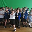 Children at St Nicholas' Chantry Primary School enjoyed learning the sea shanty.
