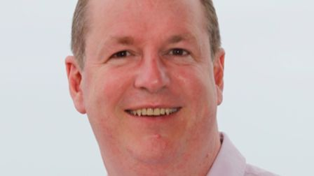 Peter Holt, who has been appointed as the new chief executive of Uttlesford District Council