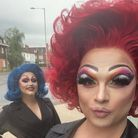 Bishy Barnabee and Anna Action - Local drag queens are hosting a brand new cabaret night for the city.