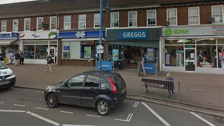 The Halifax branch in Potters Bar is set to close next month.