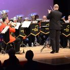 Royston Arts Festival 2020 performers, the Royston Town Band. Picture: Roger McGough