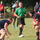 Nathan Goodale in action for Wisbech RFC