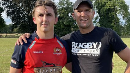 Man of the match Bradley Williams for Wisbech vs West Norfolk SEP 2021