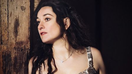 Odette Mitchell, who will be performing at the Seagull Theatre in Pakefield.