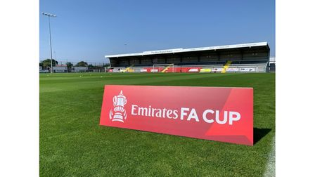 Weston AFC reached the fourth qualifying round of last year's Emirates FA Cup, where they lost to Ea