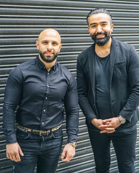 215 Hackney ownersCemal Polat and Ali Kalkan have lived in Hackney for over 31 years.