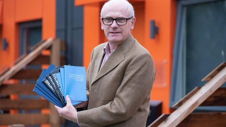 The Poet Lauriate Simon Armitage has sent Cllr Neil Macdonald books to give out to new residents