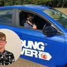 Harvey Smith from Norfolk has made the final of the Young Driver Challenge 2021.