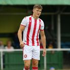 On-loan Stevenage striker Harry Draper went close for Royston Town in their 0-0 draw with Alvechurch.