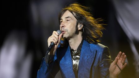 Primal Scream performing at the TRNSMT Festival at Glasgow Green in Glasgow. Picture date: Saturday