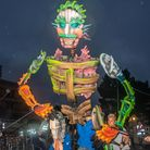 Austin Dance Theatre's Sea Giant from Out of the Deep Blue at Orchard Theatre's Whirligig Festival.