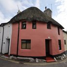 The three-bedroomed cottage in central Paignton