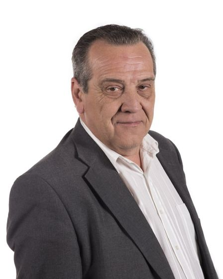 Independent Havering councillor Bob Perry