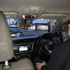 Taxi drivers in Great Yarmouth believe it is to easy to get a license from the borough council. Pict
