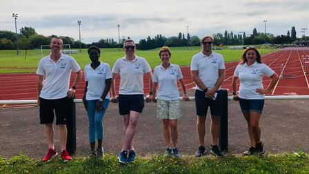 Havering's Eastern Young Athletes League managers