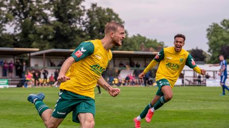 Callum Stead scored twice, including the winner, against Barwell in the Southern League Premier Division.