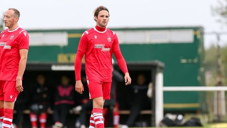 Charlie Rome scored for Baldock Town as they beat Dunstable Town 2-0.