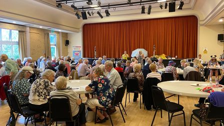 Kesgrave Chinwag event