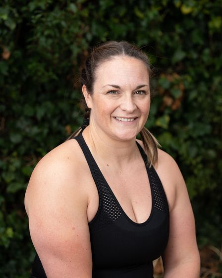 Charlie Close, from Ipswich, has been crowned England's Strongest Natural Woman 2021. Picture: Sara