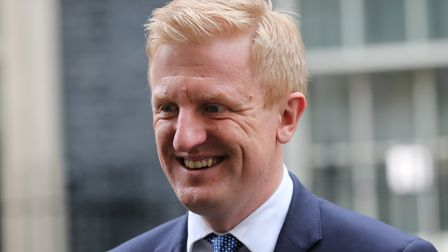 File photo dated 13-02-2020 of Hertsmere MP and culture secretary, Oliver Dowden. Picture: STEFAN RO