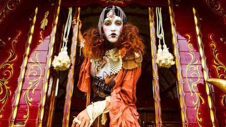 The Sneaky Sisters Sideshow Spectacular is coming to Hatfield House this Halloween.